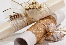Casamento  3 / Ideias de convites <3