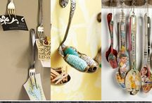 Create it Ideas ~ Silverware creations