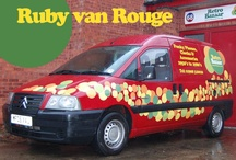 Other Stuff! / Images from Shows and Festivals we have attended, plus homage to our lovely van - Ruby van Rouge!