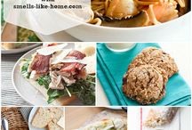 Foolproof Weeknight Meal Plans / A weekly series of meals plans from the food blog, Smells Like Home (smells-like-home.com), that lays out weeknight meals for the busy family. 5 dinners + 1 dessert + tips!!