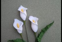 цветы сами сделать