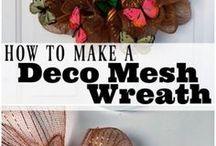 deco mesh