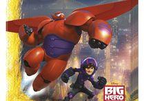 Big Hero - Wielka Szóstka