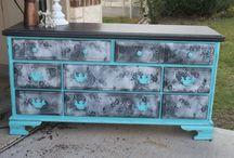 drawers to kinda mimic