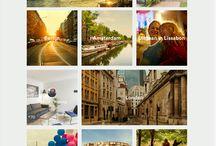 Webdesign inspiration / Het beste van het internet als inspiratie voor jou nieuwe website
