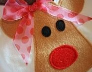Christmas Crafts/ Homemade Gift Ideas / by Michelle Frey