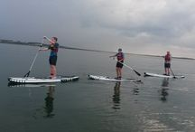 North Norfolk Paddle boards / Stand up Paddle Boarding on the North Norfolk Coast
