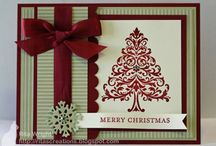 christmas cards / by Linda Goodwin