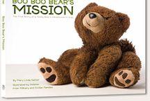 FRG- Boo Boo Bears Mission / by Nicole Rice