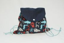SAC A DOS ENFANTS / Ici, vous trouverez tous les sacs à dos que j'ai pu créer et qui sont peut-être encore disponibles ...