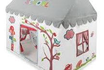 Forts and playhouses