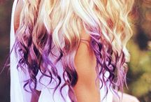 hair chalk ideas blonde