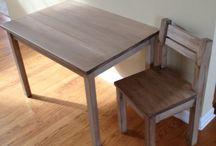 DIY {Wood+Furniture}