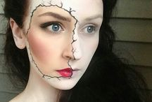 Halloween Makeup  / by Amelia McDonell-Parry