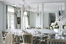 DINING ROOM INSPIRATION / by Antique Chicago