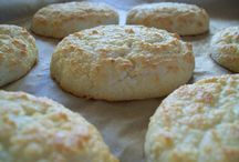 Low carb bread / by Allison Berry