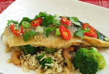 Main Course, other fish