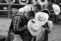 Cowboys / by Krystal Manners