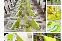 Primavera / Deja que la primavera entre en tu restaurante. Ilumina los espacios con color y luz.