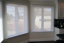 Window Shadings / The touch of fabric with the light control of blinds or shades. / by Window Treatments
