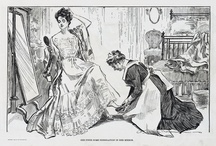 Old times / I would love to experience life in the Victorian England. Thus images depicting this time, though not only.