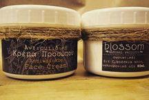 Blossom Aloe-Vera cosmetics