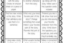 Teaching || Expansion Ideas
