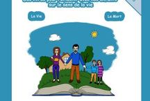 """""""Des livres pour réfléchir avec nos enfants sur le sens de la vie"""" illustrés par Claire Touzery / Éducatrice spécialisée de formation, avec pour bagage, une riche expérience dans le soutien à la parentalité, je suis également maman de trois enfants ! Je propose des livres pour réfléchir avec nos enfants sur le sens de la vie, de bons supports de discussion en famille prônant les valeurs humanistes : http://isabelle-le-tarnec.fr/les-livres/ 10000 exemplaires vendus uniquement en ligne et en auto-édition ! Un grand merci pour votre intérêt ! Isabelle Le Tarnec"""