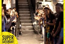 SUPER SATURDAY JACKPOT | Bengaluru / This is what happens when hundreds of shopaholics come under one roof!   Here's a glimpse of #SuperSaturdayBenguluru, a day where every shopper got not just FLAT 60% off but also played their luck to win upto 75% off - The Jackpot.   Sounds exciting? Your city might be next on our list. Stay tuned!