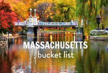 Our things to do in Massachusetts bucket list