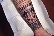 Tattoos e marcas