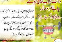 urdu remedies