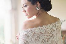 Bridal Hair / Beautiful hairstyles for brides