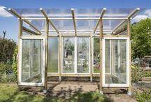 Tomaten Haus selber bauen