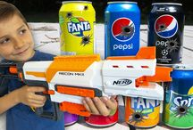 Nerf Gun Kids