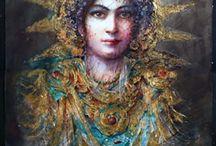 Goddesses, Gods, Spirits ... / by Pholiane Noctua