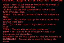 The Zodiac Signs / All of the Zodiac Signs. PS I'm Taurus