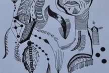 Fine Arts Darwing / Drawing # 2011
