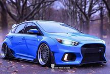 hot fords