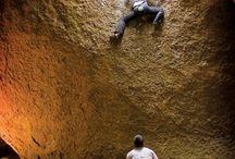 Bouldering/Rock climbing / by Aissa De Sela