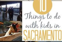 Family-friendly things to do in Folsom and Sacramento