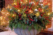 Christmas Joy / Pretty Christmas ideas