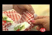 vídeos pano de prato