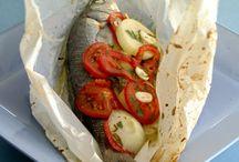 Greek Fish & Seafood Recipes