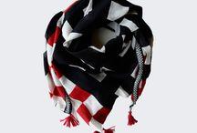 Shop on Etsy - FnR Scarves
