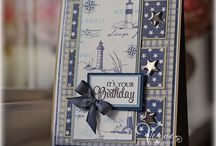 Inspirational cards for men and boys / The difficult ones to make / by Sheila Bubb
