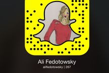 Straight from Snapchat / Add me on Snapchat @AliFedotowsky and shop my looks straight from Snapchat here: http://www.aliluvs.com/snap-style/