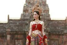 Thailand Costume