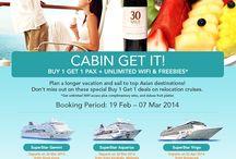 Cruise Promotion