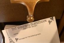 Wedding: Bookstore Theme